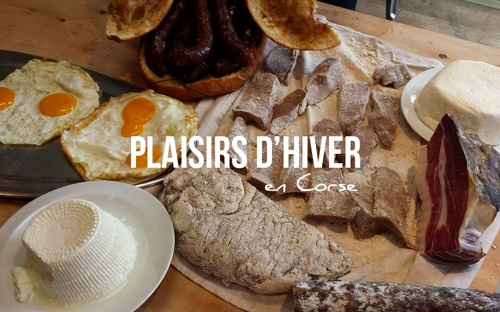 J'ai testé pour vous… la recette Corse Figatellu + Pulenda + Brocciu