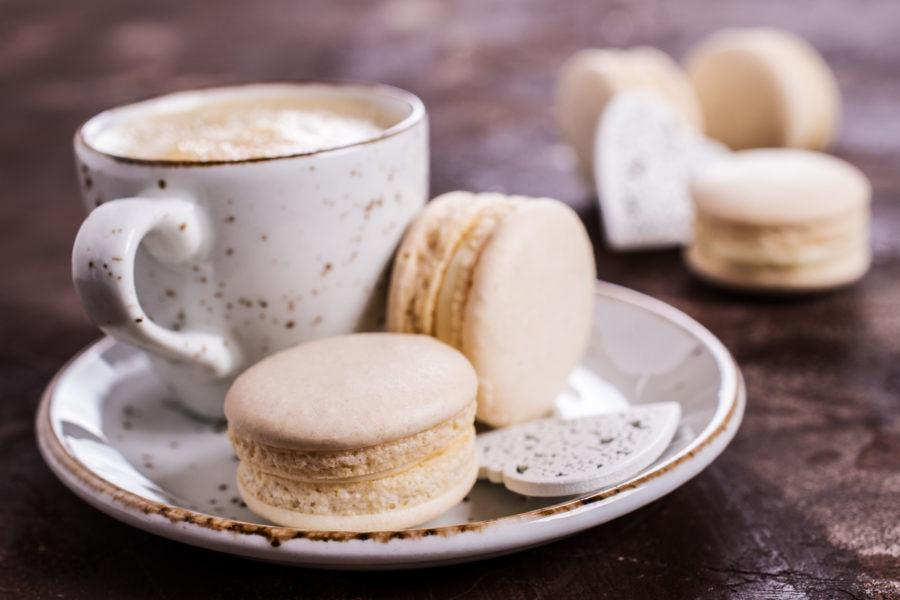 Recette du Macaron à la Vanille
