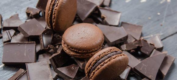 Recette du macaron Chocolat-Gingembre