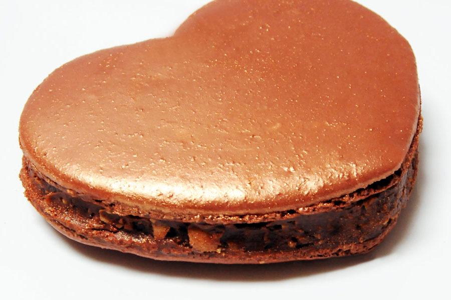 Recette du Macaron au Ferrero Rocher