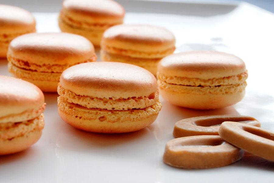 Recette du Macaron Dulcey