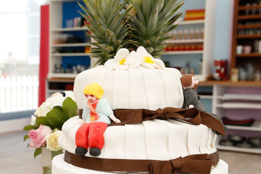 Recette du Wedding Cake Mauricien